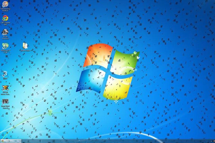 Что делать, если появляются искажения и дефекты на экране ноутбука после длител